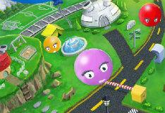 Игра Город воздушных шаров