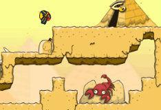 Игра Дибблы 3: Тайны древнего Египта