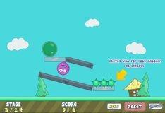 Игра Аэронавт: набор уровней