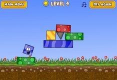 Игра Синий квадрат 2
