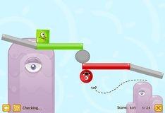 Игра Физика на глаз