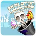 Игра Skeleton Launcher 2