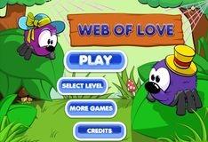 Игра Паутина любви
