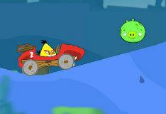 Игра Angry Birds Go!