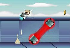 Игра Jetpack Joyride