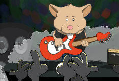 Игра Сумасшедший гитарист