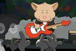 играйте в Сумасшедший гитарист