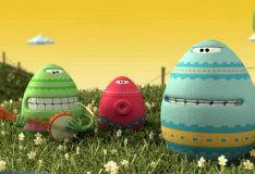 Игра Поющие яйца