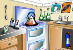 Кухня Лолиты