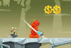 Игра Робот-бегун