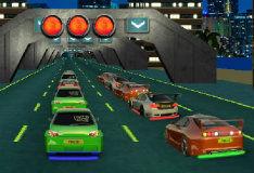 Игра Уличный гонщик