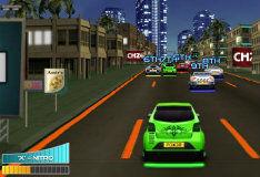 Игра Уличные гонки 2: Нитро