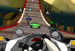 Игра Прибрежный гонщик 3