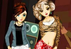 Игра Папины дочки: Идем в клуб