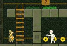 Игра Мои соседи - зомби: Часть 3