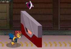 Игра Тоннель с препятствиями