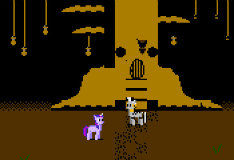 Игра Мой маленький пони: 8 бит