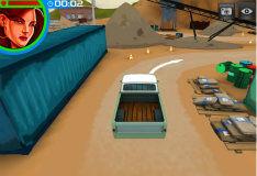 Игра Американский камаз 3D