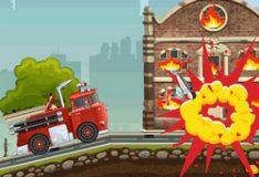 Спешка пожарных