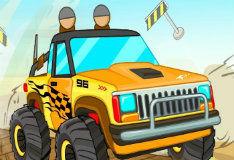 Игра Чемпион грузовиков