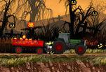 Играть бесплатно в Доставка тыкв на Хэллоуин