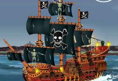 Игра Пиратский корабль