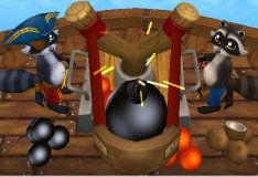 Игра Грохот енотов