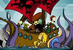 Тайное сокровище пиратов