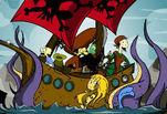 Игра Тайное сокровище пиратов