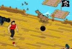 Игра Скуби-Ду: Узники пиратов