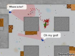 Игра Невидимый убийца 3: Набор уровней