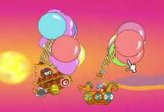 Игра Турнир сражений воздушных шаров
