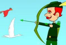 Игра Охотник на голубей