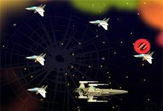 Игра Космический ударный отряд