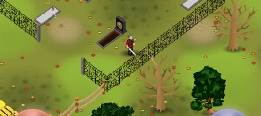 Игра Заброшенное подземелье 2