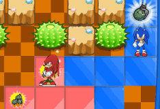 Игра Игра на двоих: Соник бомбист