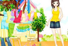 Игра Нарядное платье 2