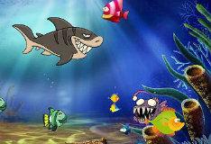 Игра Рыба пожирает рыбу 3
