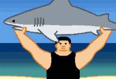 Игра Подъем акулы