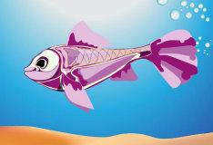 Игра Моя очаровательная рыбка