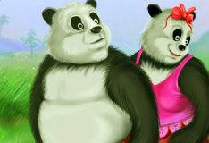 Игра Неприличная панда