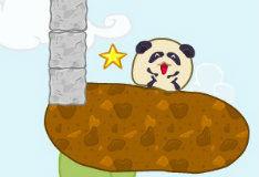 Панда-обжора