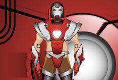 Игра Железный человек: Одевалка