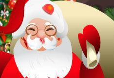 Игра Санта: Визит к врачу