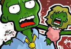 Игра Зомби-ферма