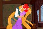 Играть бесплатно в Запутанный поцелуй