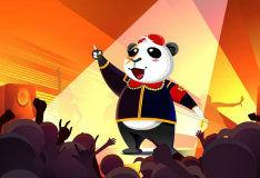 Панда-танцор
