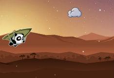 Игра Летающая панда