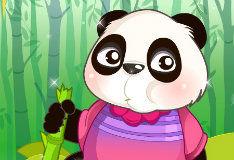 Игра Я люблю панд