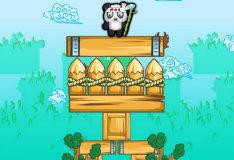 Игра Спасение панды